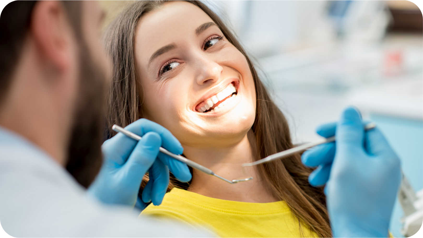 Check up and clean at St Clair Family Dental